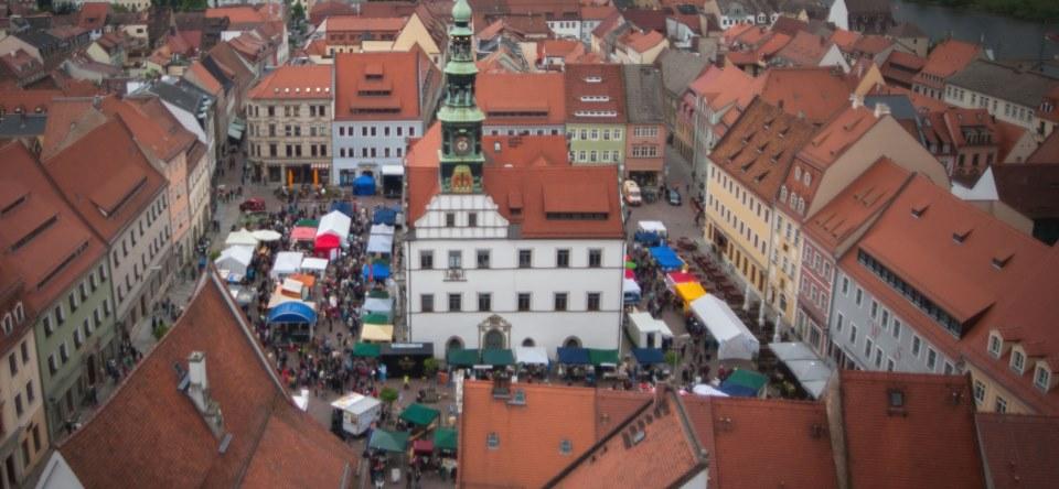 """Anmeldestart für 15. """"Markt der Kulturen"""""""